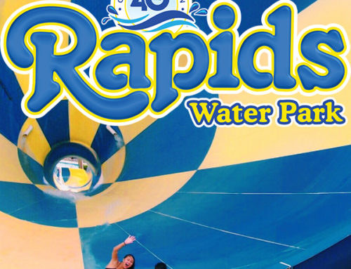Rapids Water Park 40th Anniversary!