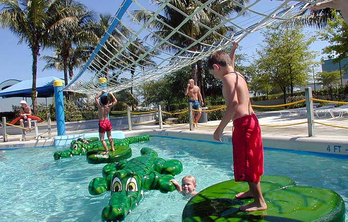 Alligator Alley | Rapids Water Park - Riviera Beach, FL