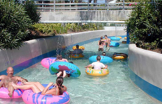 Lazy River | Rapids Water Park - Riviera Beach, FL