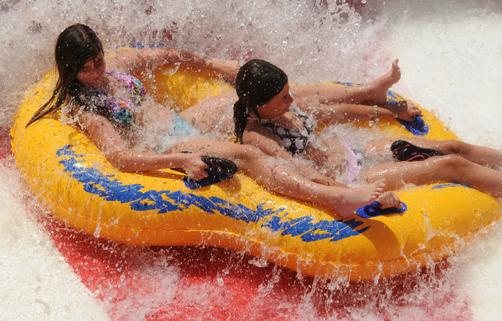 Big Red | Rapids Water Park - Riviera Beach, FL