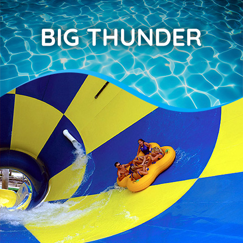 Big Thunder | Rapids Water Park - Riviera Beach, FL