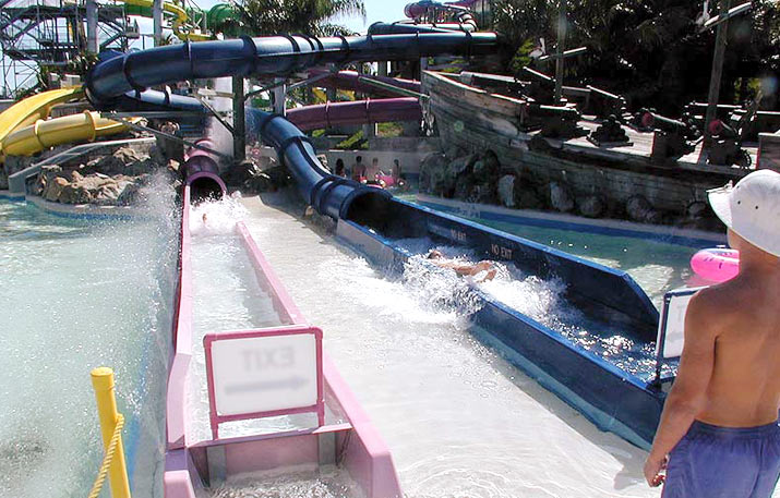 Body Blasters | Rapids Water Park - Riviera Beach, FL