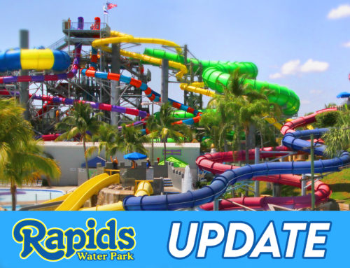 Rapids Water Park Update