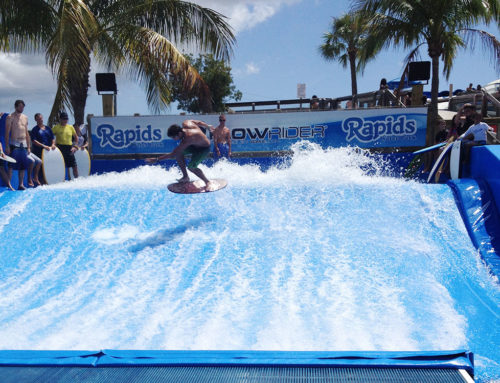 Rapids Water Park Opens on March 10