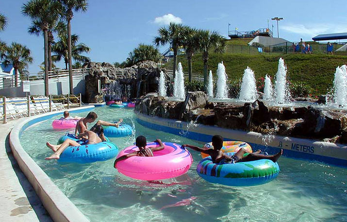 Lazy River Rapids Water Park Riviera Beach Fl