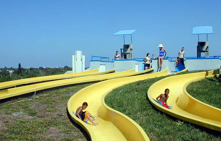 Old Yellar Rapids Water Park Riviera Beach Fl