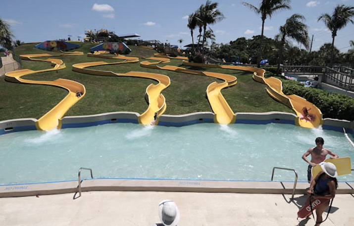 Old Yellar | Rapids Water Park - Riviera Beach, FL