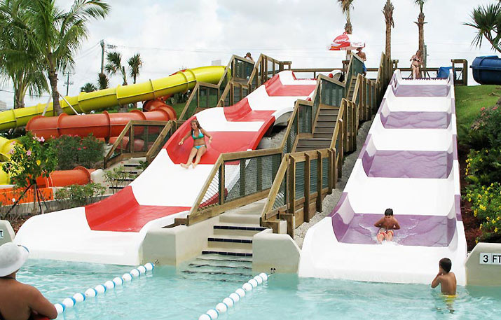 Splash Hill | Rapids Water Park - Riviera Beach, FL