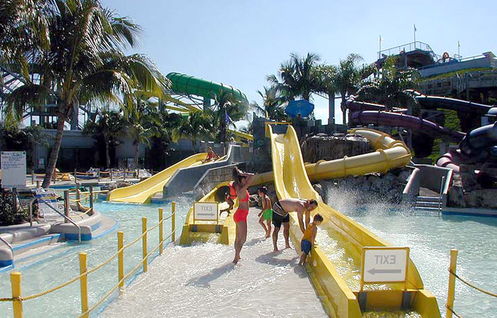 Splish Splash Lagoon | Rapids Water Park - Riviera Beach, FL