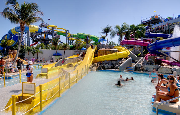 Splash Island Restaurant