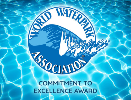 Rapids Water Park Makes Big Splash with Award for Excellence
